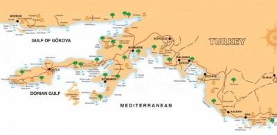 Mavi Yolculuk Detayları ve Menü
