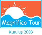 Magnifico Tour | Yurtiçi ve Yurtdışı Turları